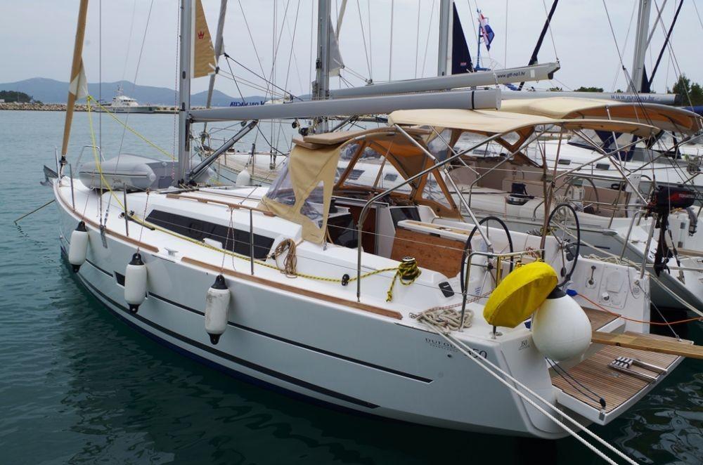 Segelboot mieten in Kroatien - Dufour Dufour 350 Grand Large