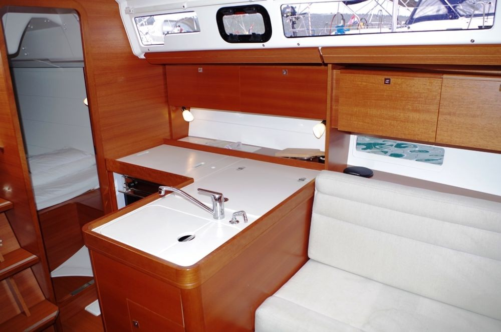 Yacht-Charter in Kroatien - Dufour Dufour 350 Grand Large auf SamBoat