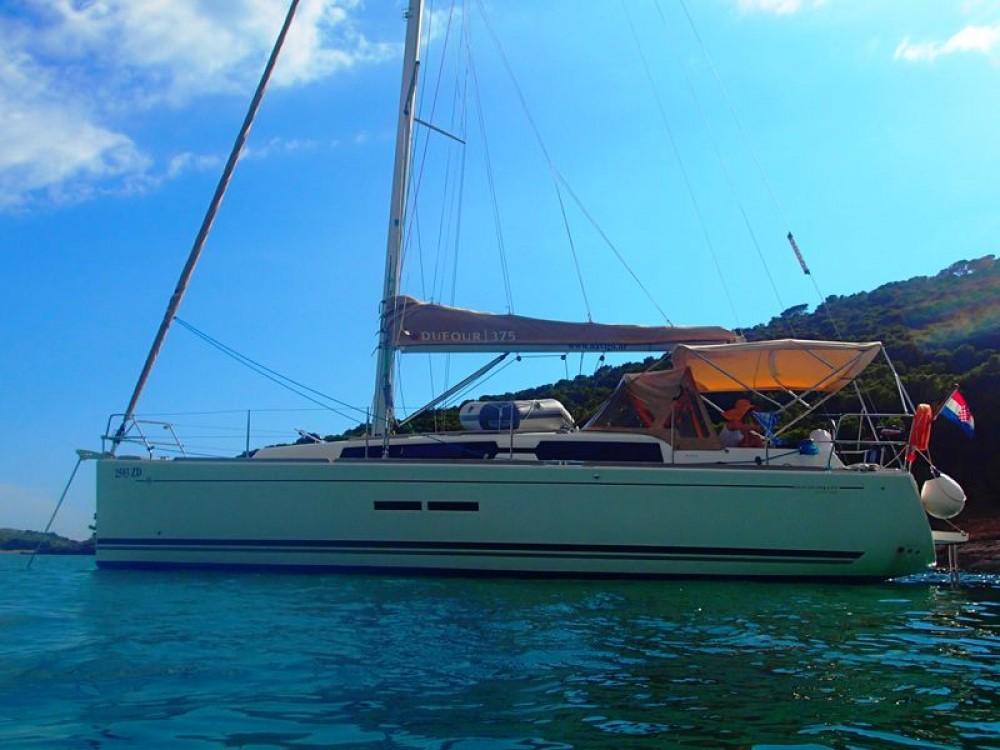 Segelboot mieten in  - Dufour Dufour 375 Grand Large