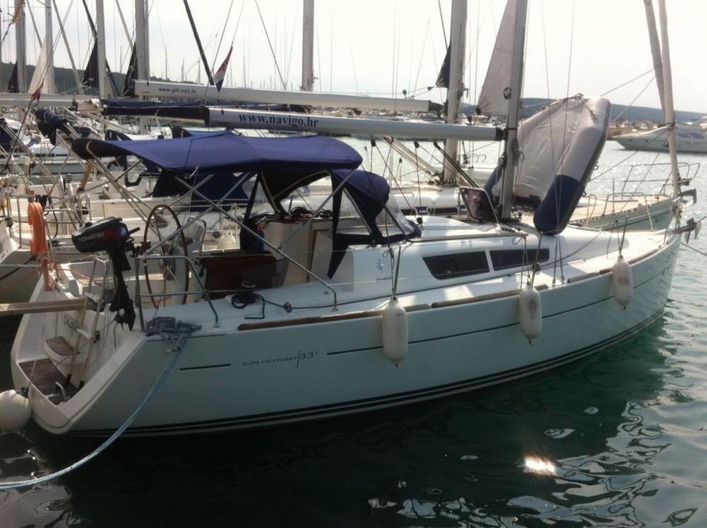 Segelboot mieten in  - Jeanneau Sun Odyssey 33i