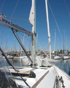 Bootsverleih Athen günstig Dufour 382 GL