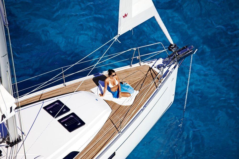 Segelboot mit oder ohne Skipper Bavaria mieten in Lefkada