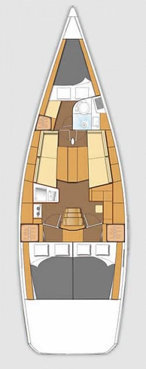 Bootsverleih Bénéteau First 40  Samboat