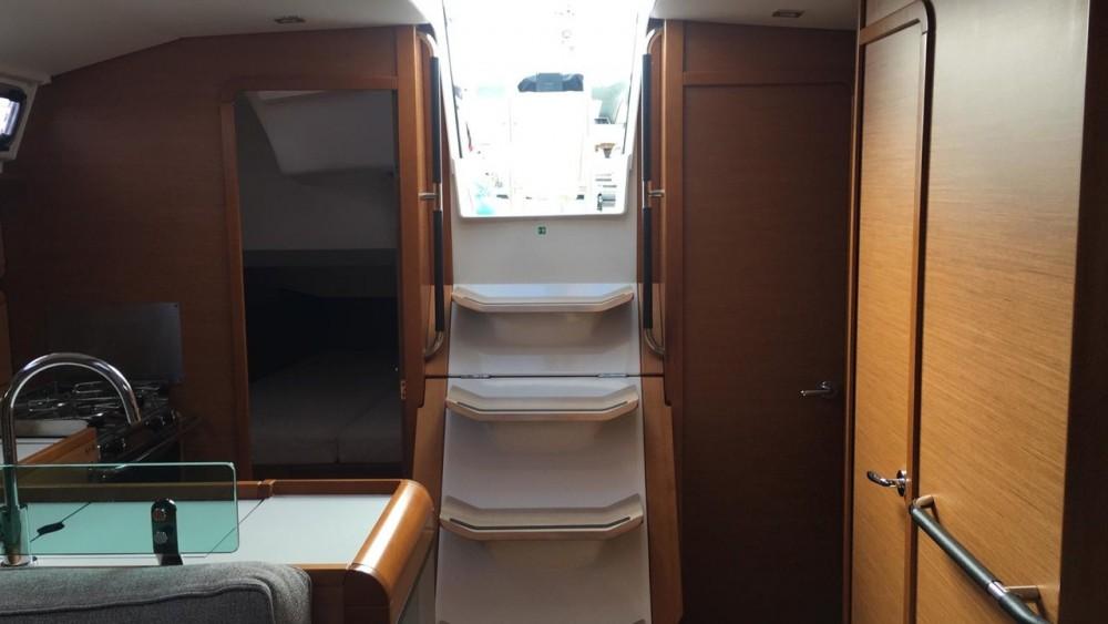 Bootsverleih Jeanneau Sun Odyssey 449 Performance Sardinien Samboat