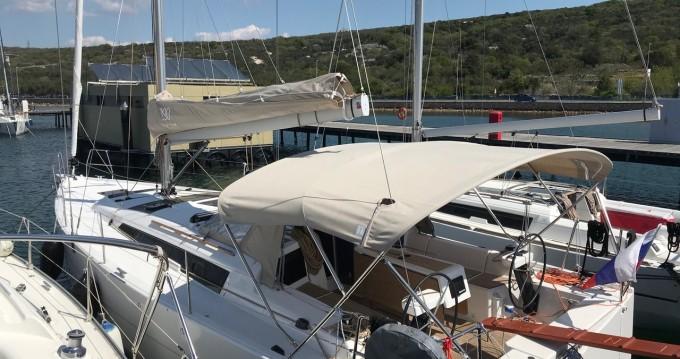 Segelboot mit oder ohne Skipper Dufour mieten in Punat