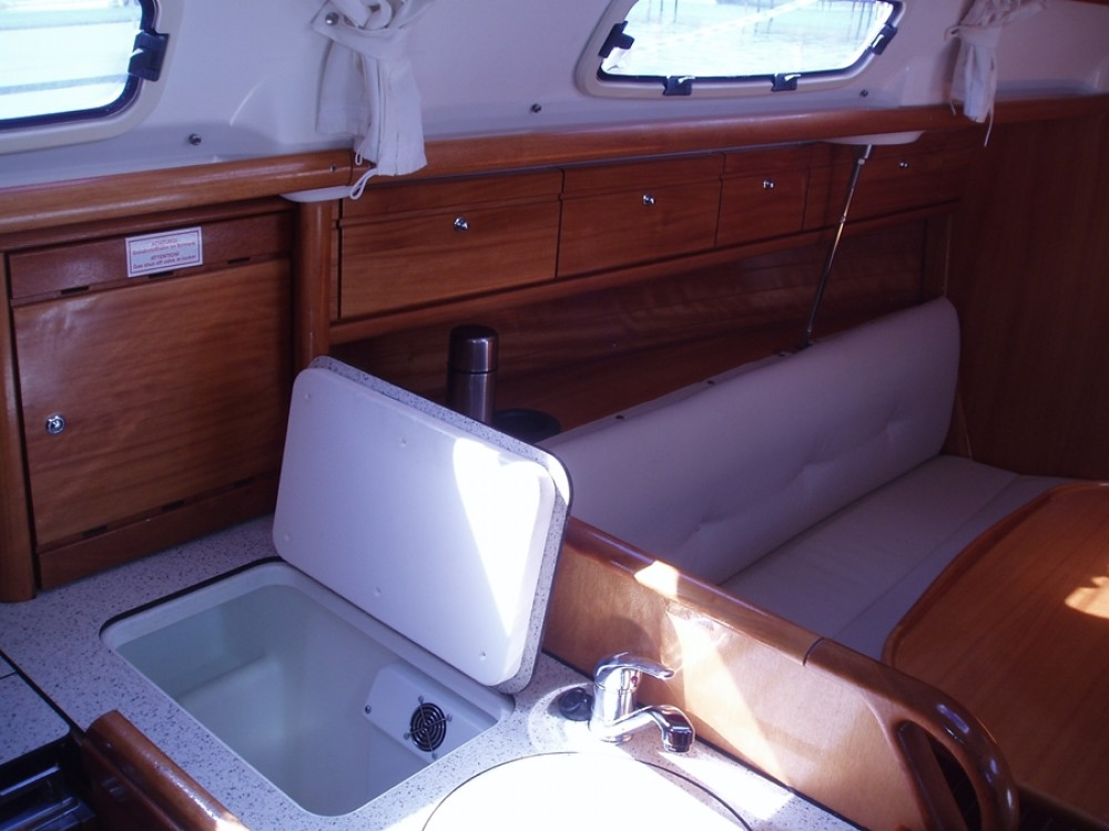 Segelboot mieten in  - Bavaria Cruiser 30
