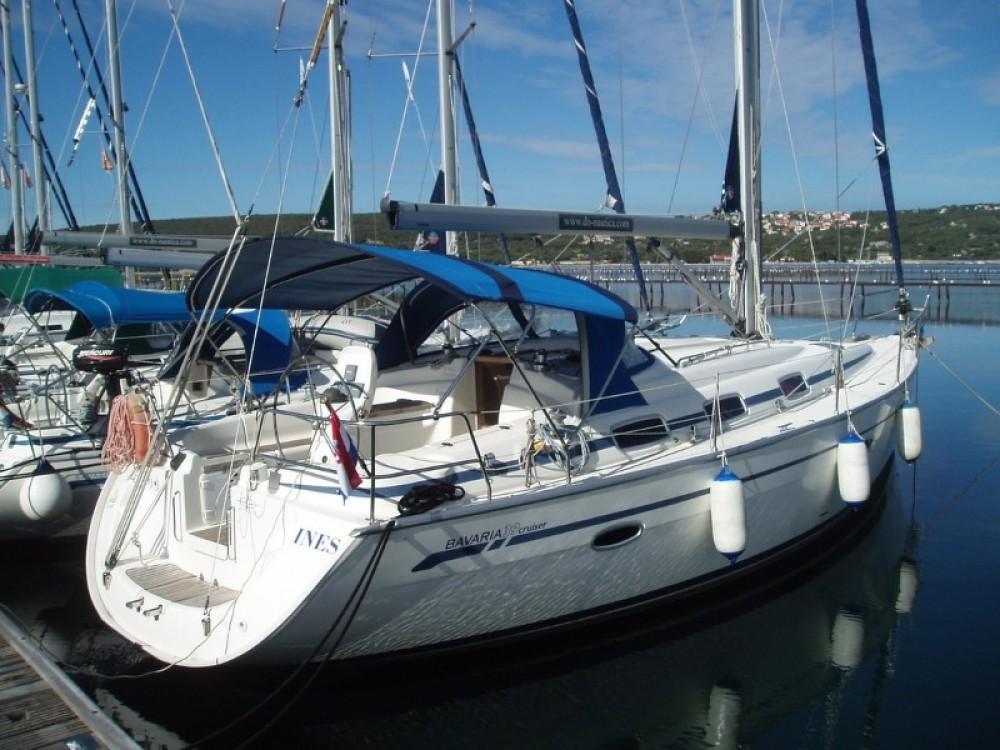 Bavaria Cruiser 39 zwischen Privatpersonen und professionellem Anbieter