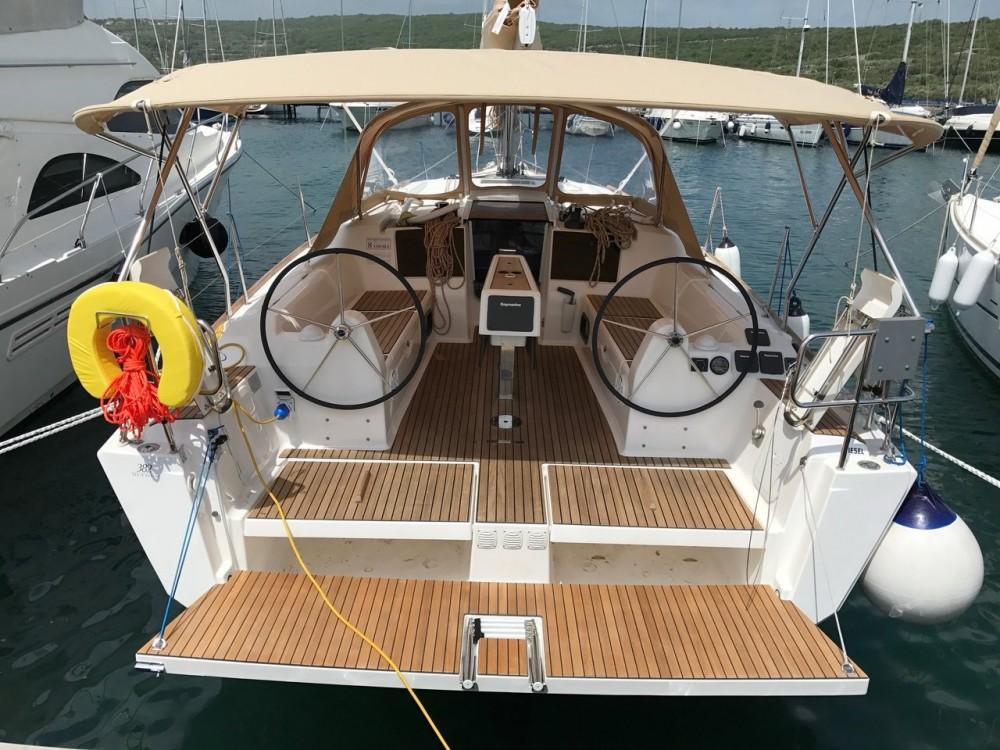 Segelboot mieten in Kroatien - Dufour Dufour 382 Grand Large