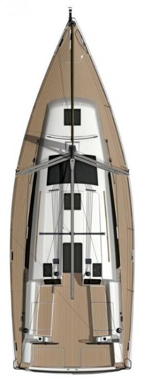 Bootsverleih Dufour Dufour 382 Grand Large Kroatien Samboat