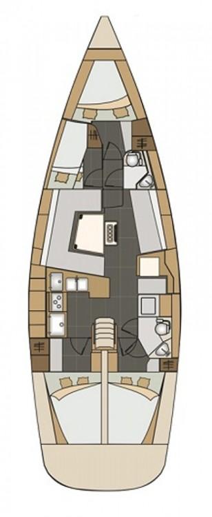 Segelboot mit oder ohne Skipper Elan mieten in Kroatien