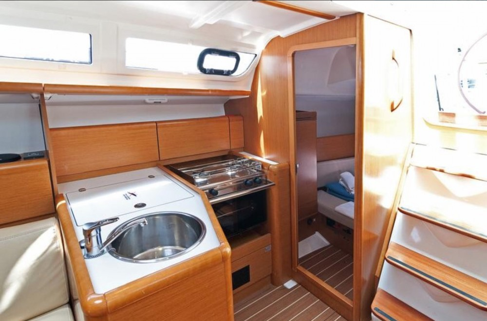 Bootsverleih Koh Chang Tai günstig Sun Odyssey 33i