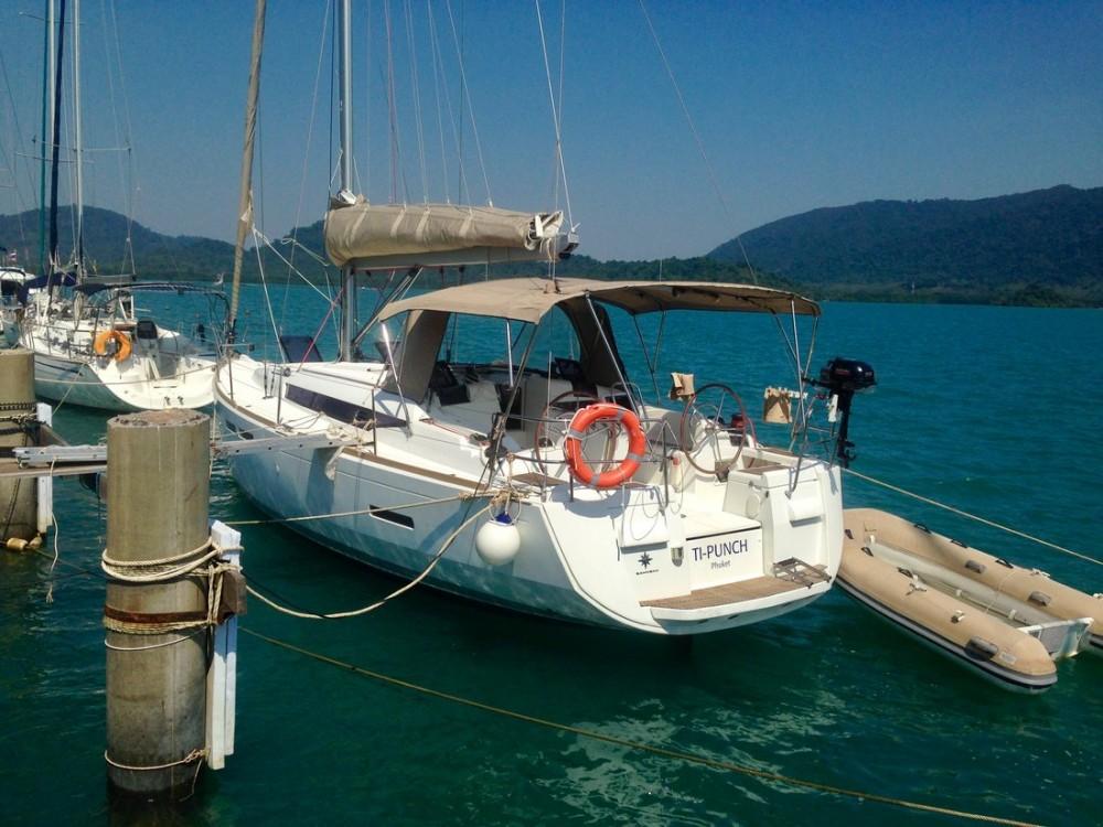 Bootsverleih Jeanneau Sun Odyssey 409 Koh Chang Tai Samboat