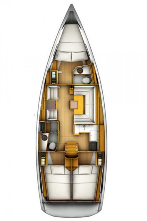 Segelboot mit oder ohne Skipper Jeanneau mieten in Koh Chang Tai