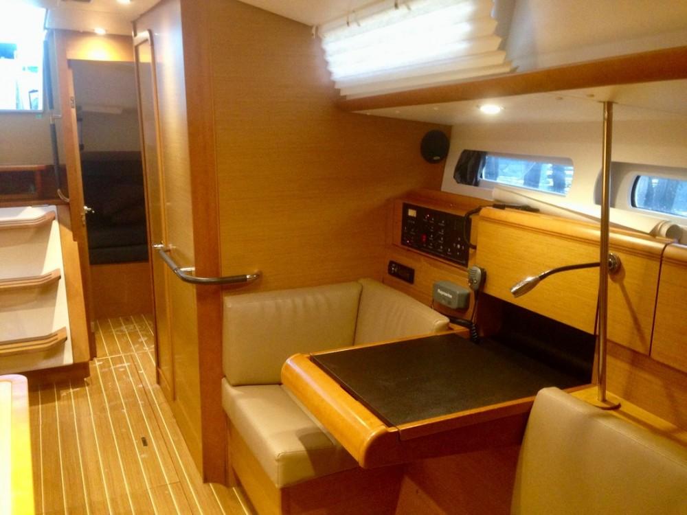 Segelboot mieten in Koh Chang Tai - Jeanneau Sun Odyssey 409