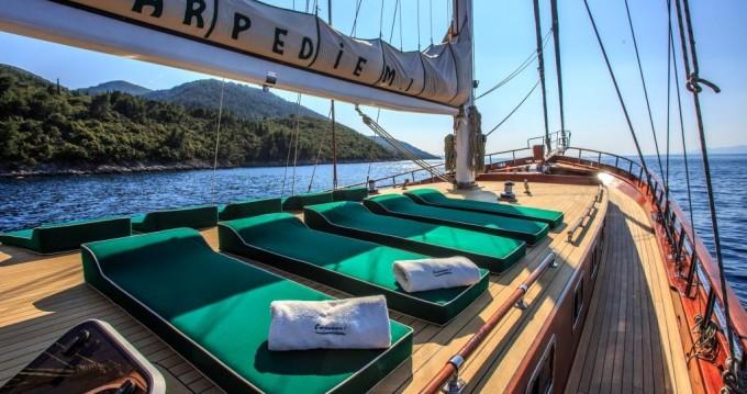 Segelboot mit oder ohne Skipper Ethemoglu-Bodrum mieten in Split