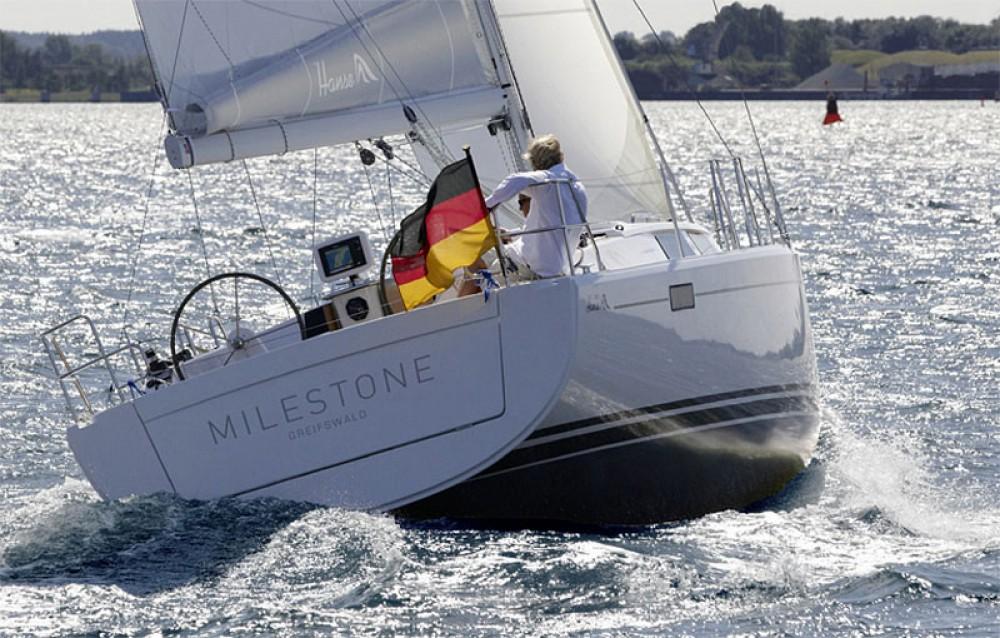 Segelboot mit oder ohne Skipper Hanse mieten in Croacia