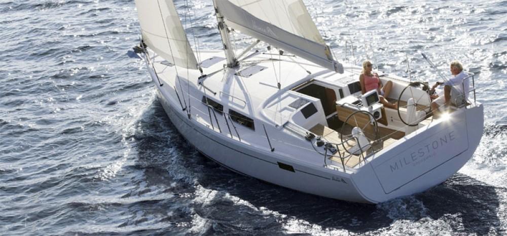 Segelboot mieten in Croacia - Hanse Hanse 385