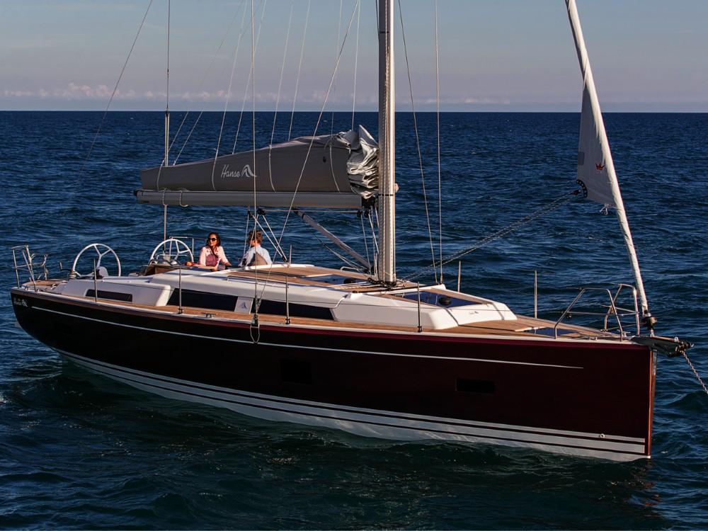 Bootsverleih Hanse Hanse 388 Kroatien Samboat