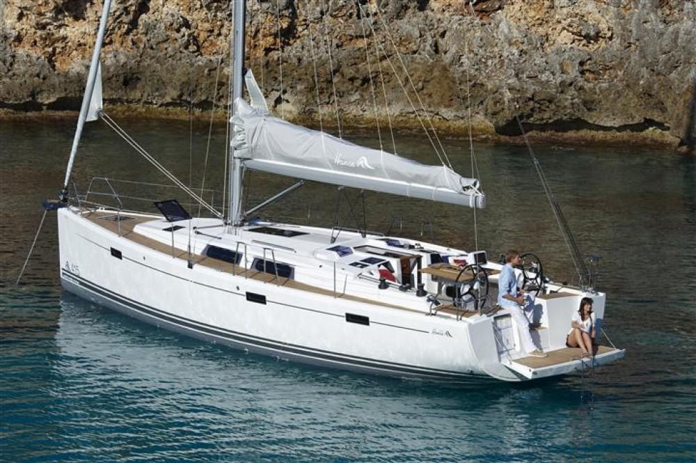 Bootsverleih Hanse Hanse 415  Samboat
