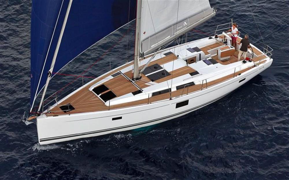 Segelboot mieten in Kroatien - Hanse Hanse 455
