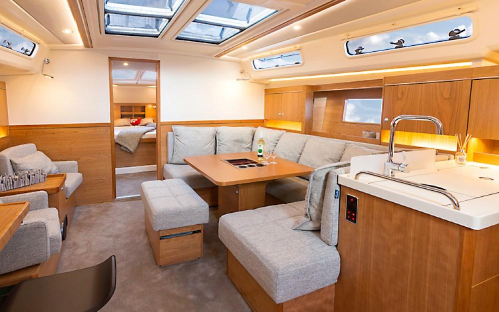 Bootsverleih Hanse Hanse 455 Kroatien Samboat