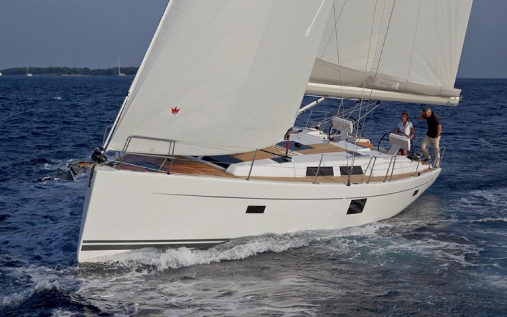 Segelboot mit oder ohne Skipper Hanse mieten in Marina Kaštela