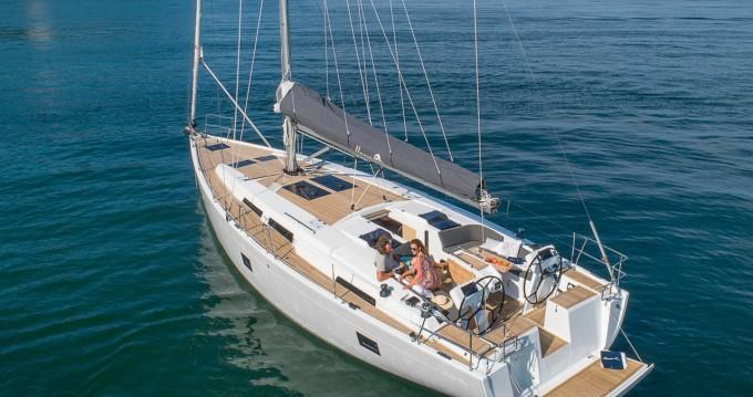 Segelboot mieten in Biograd na Moru - Hanse Hanse 458