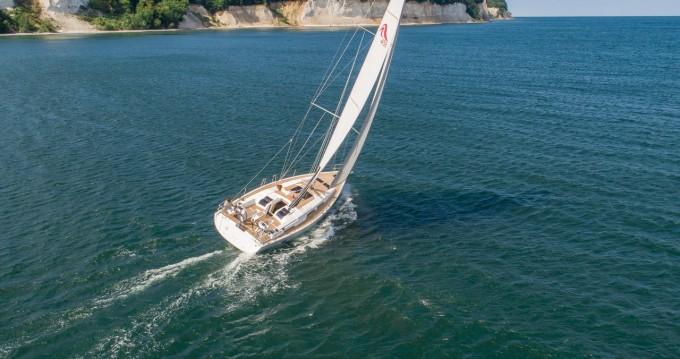Bootsverleih Hanse Hanse 458 Biograd na Moru Samboat