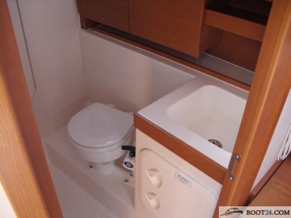 Bootsverleih Hanse Hanse 325 Kroatien Samboat