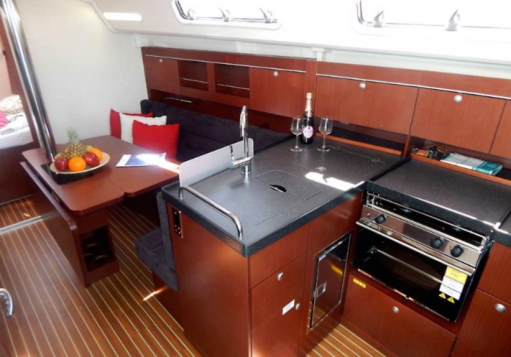 Yacht-Charter in  - Hanse Hanse 345 auf SamBoat