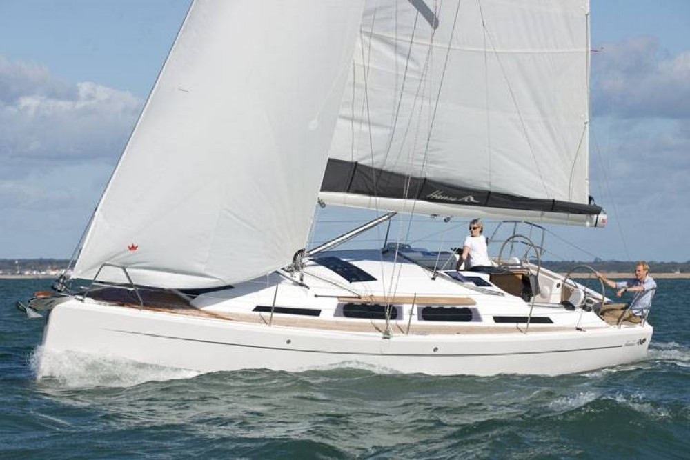 Bootsverleih Hanse Hanse 345  Samboat