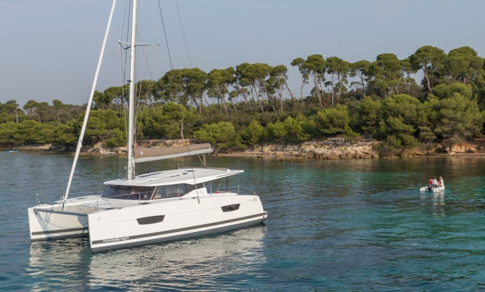 Yacht-Charter in Tortola - Fountaine Pajot Fountaine Pajot Lucia 40 - 3 cab. auf SamBoat