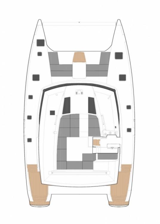 Yacht-Charter in Tortola - Fountaine Pajot Fountaine Pajot Saba 50 - 6 + 2 cab. auf SamBoat