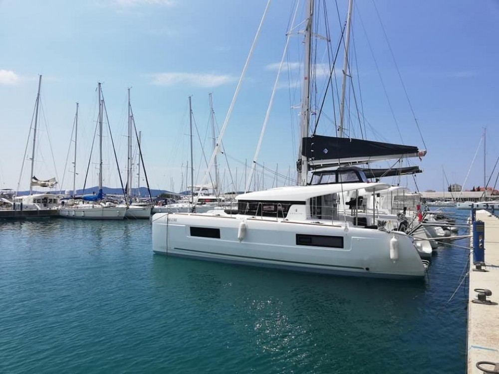Bootsverleih Tortola günstig Lagoon 40 - 3 + 2 cab