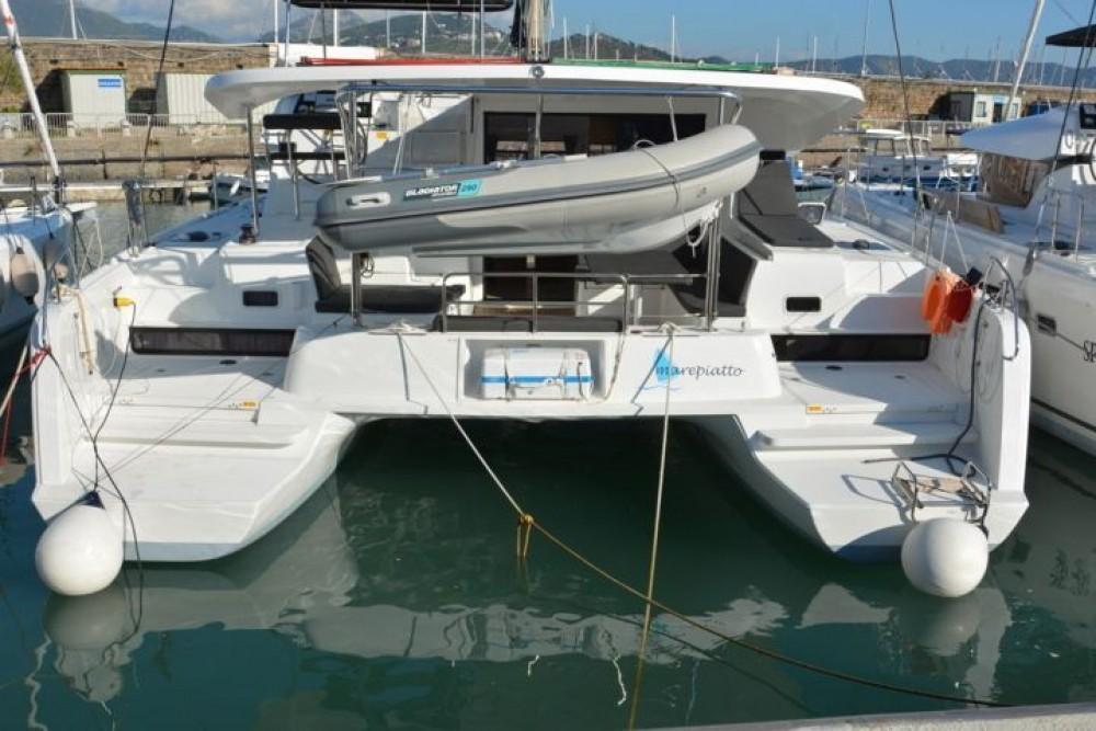 Bootsverleih Lagoon Lagoon 42 - 4 cab. Kampanien Samboat
