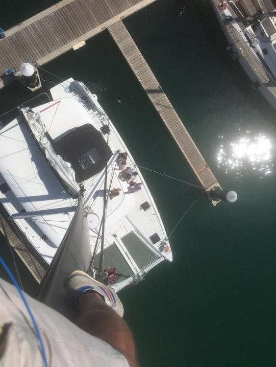 Ein Lagoon Lagoon 42 - 4 cab. mieten in Kampanien