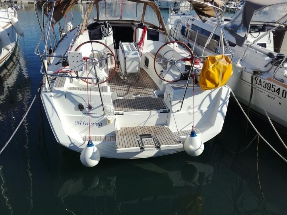 Segelboot mieten in Kampanien - Jeanneau Sun Odyssey 379