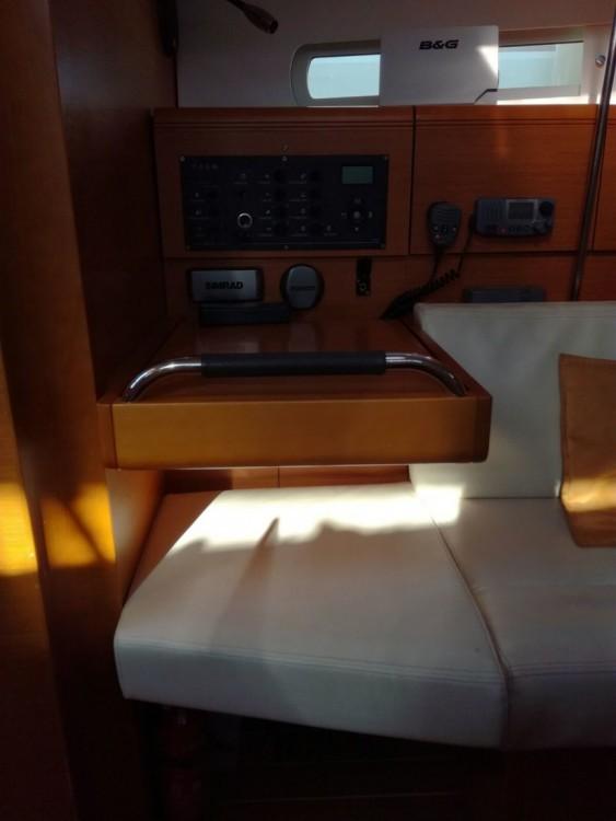 Yacht-Charter in Kampanien - Jeanneau Sun Odyssey 379 auf SamBoat