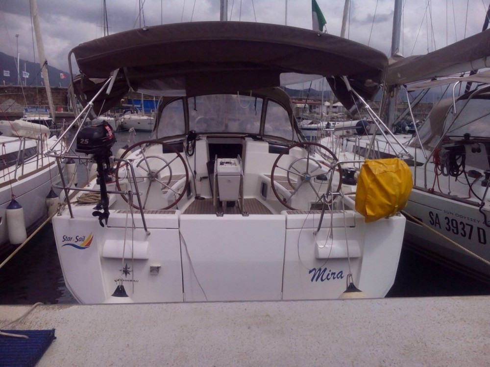 Yacht-Charter in Kampanien - Jeanneau Sun Odyssey 439 auf SamBoat