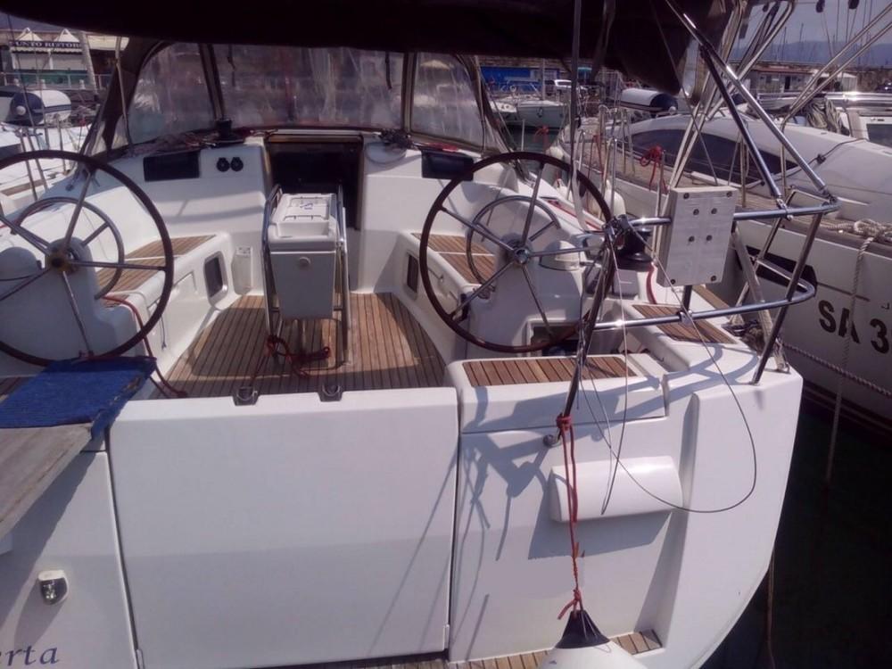 Ein Jeanneau Sun Odyssey 439 mieten in Kampanien