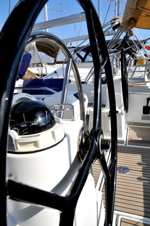 Ein Jeanneau Sun Odyssey 469 mieten in