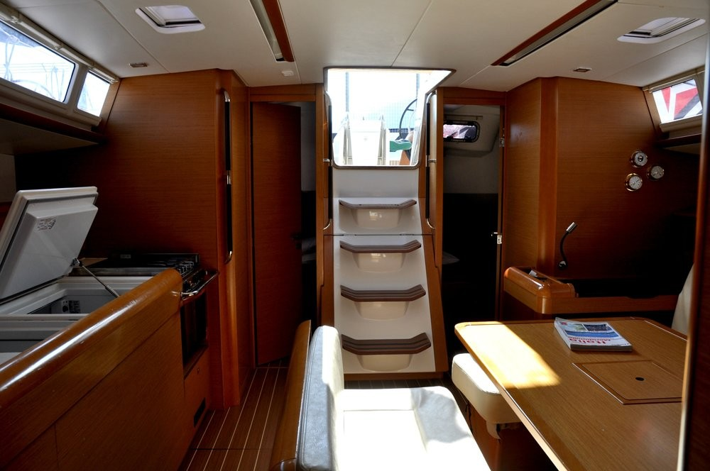 Bootsverleih  günstig Sun Odyssey 469