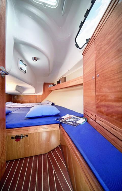 Ein Bavaria Cruiser 39 mieten in Kampanien