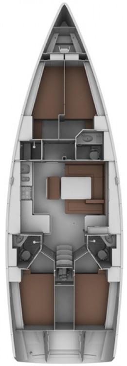 Bootsverleih Furnari günstig Cruiser 45