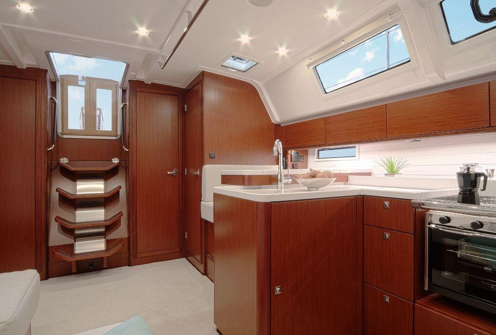 Bootsverleih Cannigione günstig Cruiser 51
