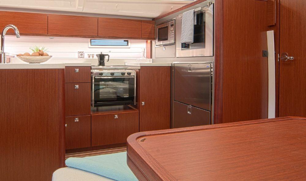 Bootsverleih Bavaria Cruiser 51 Cannigione Samboat