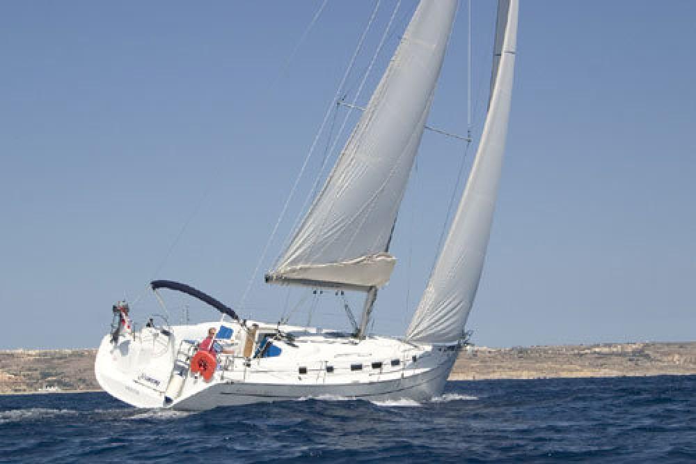 Segelboot mieten in Kampanien - Bénéteau Cyclades 43.3