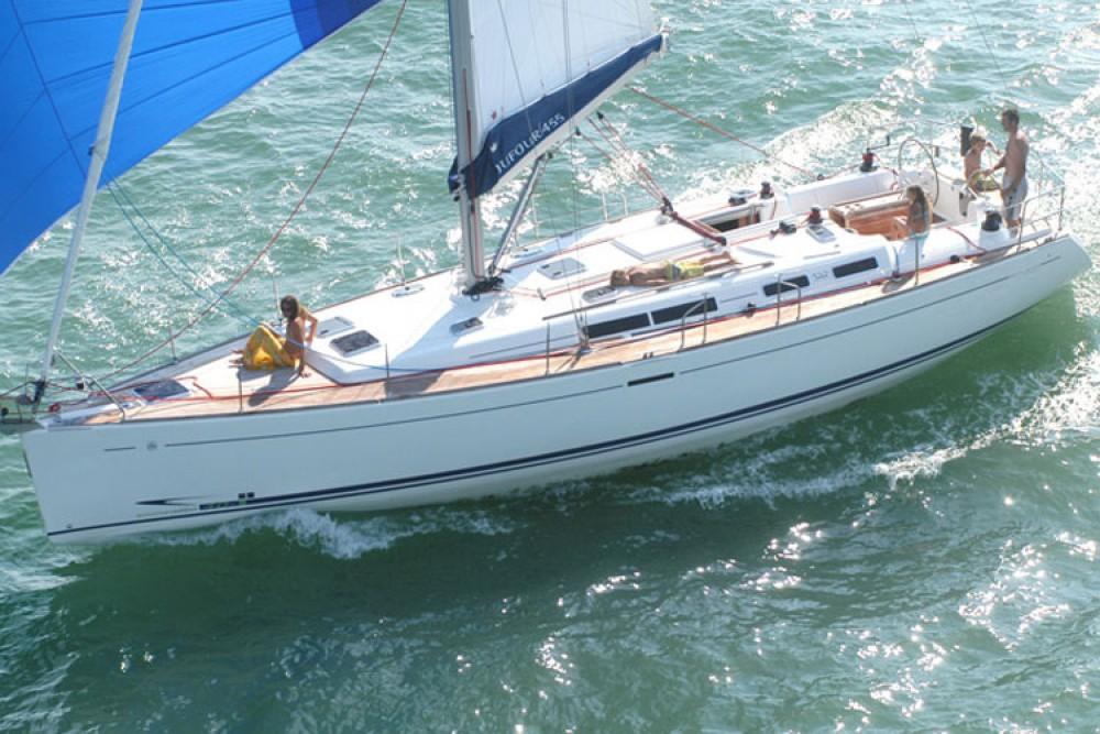 Segelboot mieten in Furnari - Dufour Dufour 455 Grand Large