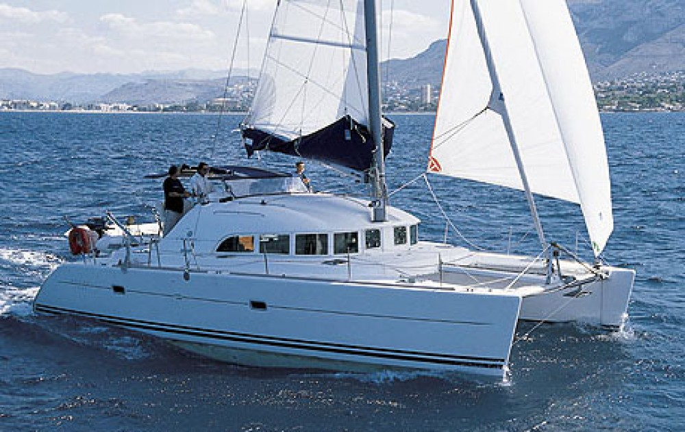 Bootsverleih Lagoon Lagoon 380 Marsala Samboat