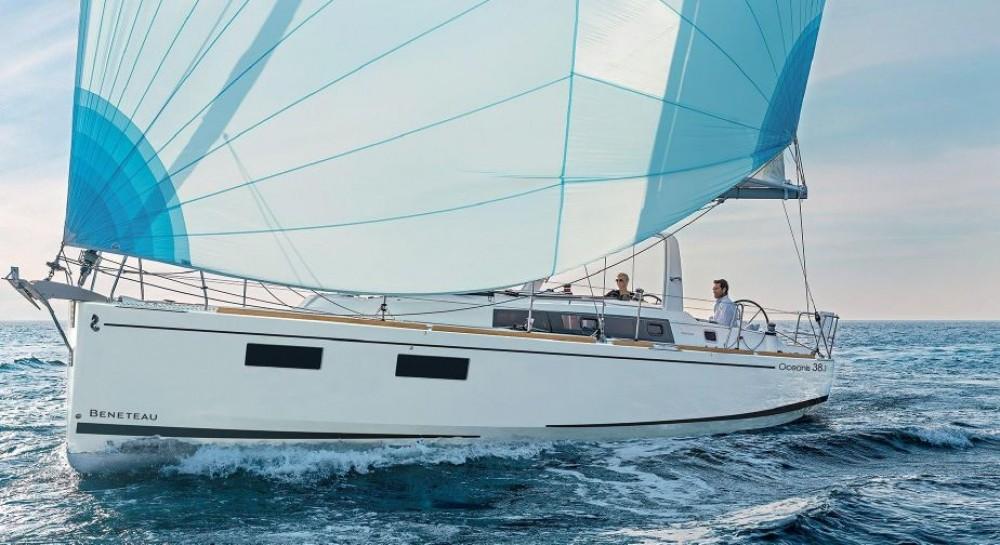 Bootsverleih Bénéteau Oceanis 38.1 Cannigione Samboat